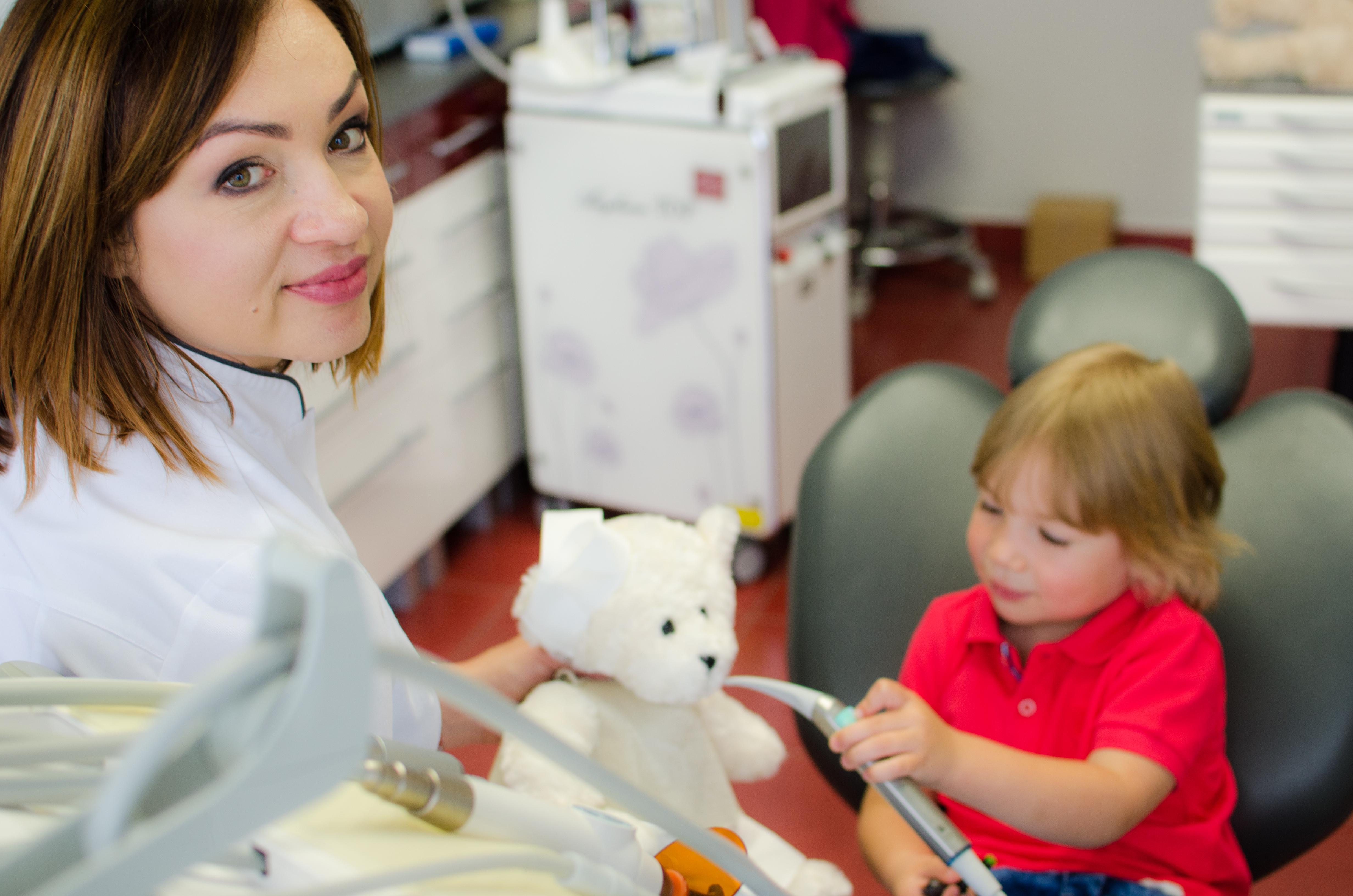 wizyta u ortodonty, fot. mamaortodonta